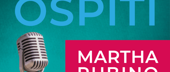 SUper Ospiti: Martha Rubino